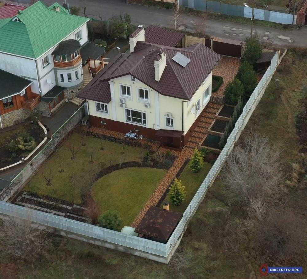 Недостроенные особняки николаевских судей и прокурорских работников - Антидот
