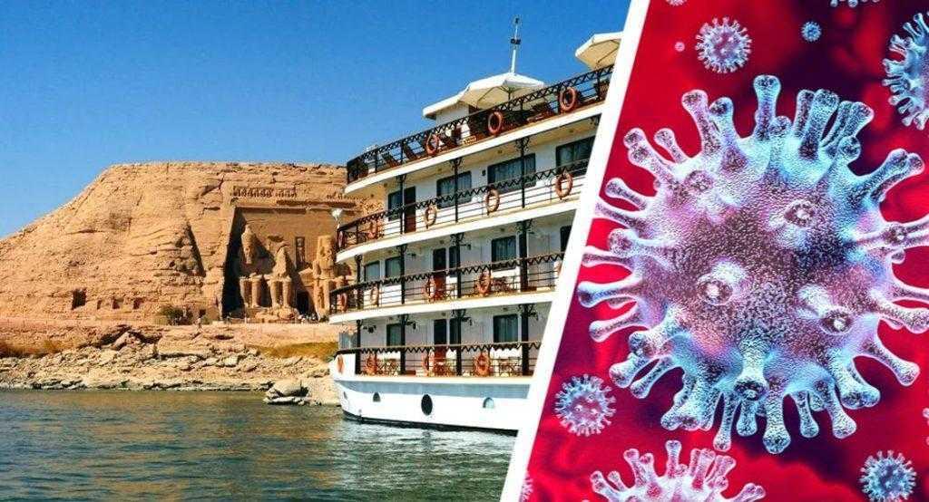 Украинские туристы попали под карантин в двух египетских отелях: их проверят на коронавирус