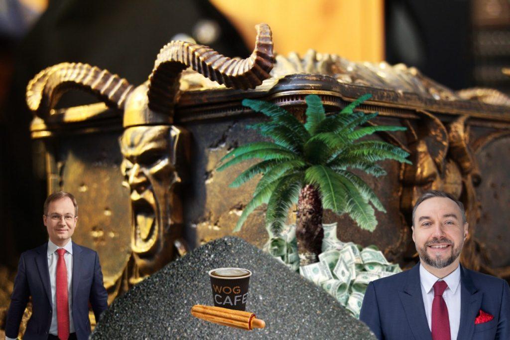 Денис Кудін, Владислав Войтенко миють гроші з державної ОГХК через офшор. Нові витоки «Пандора Пеперс»